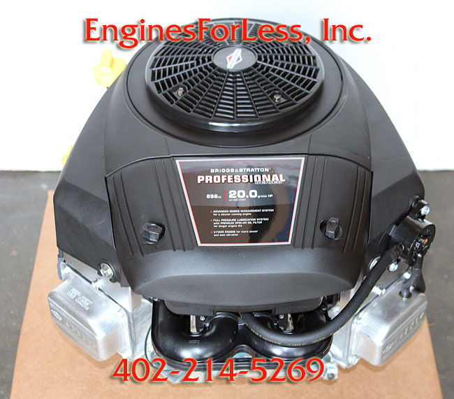 20 0 Gross Hp Briggs And Stratton Professional 40g7770190g5