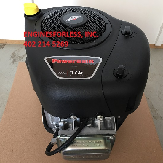 17 5 Gross Hp Briggs And Stratton Built 31r9070053g1