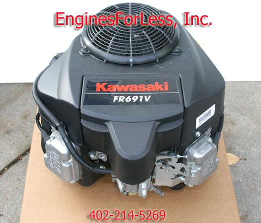 kawasaki replacement engines