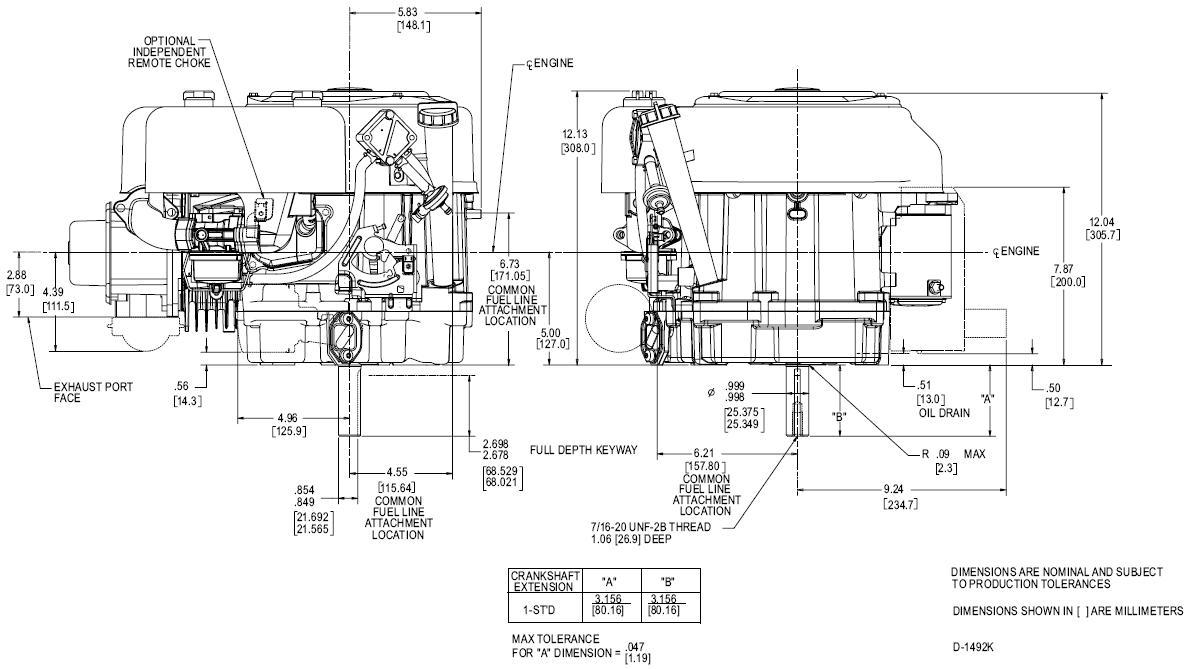 briggs and stratton technical manual