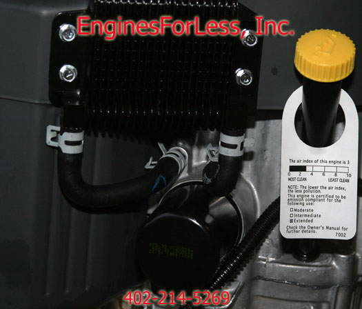 KAWASAKI FX751V-DS05-R vertical crankshaft engine